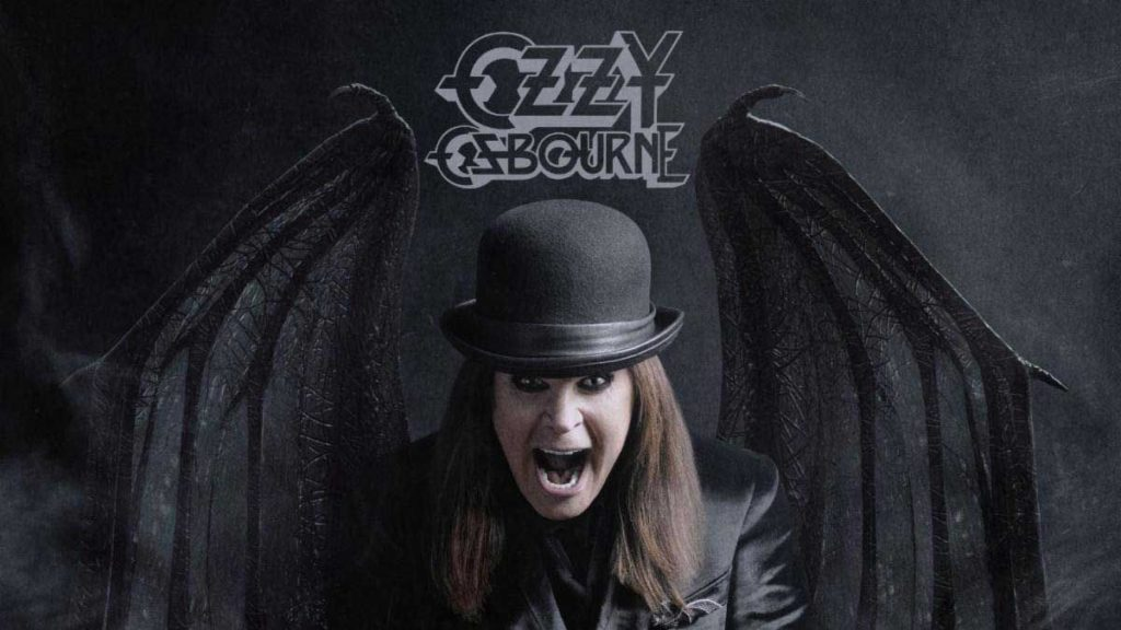 Detailed review of Ozzy Osbourne's album Ordinary Man