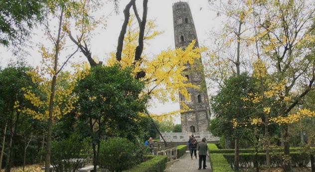 Huzhu Pagoda Shanghai, China