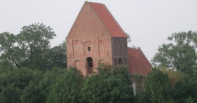 Leaning Tower Of Suurhusen Suurhusen, Germany