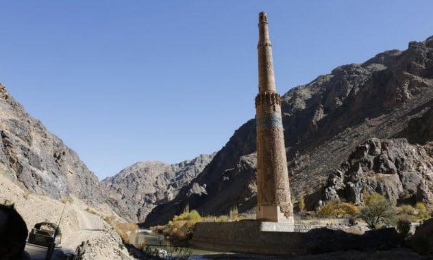 Minaret Of Jam Ghor, Afghanistan