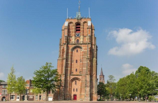 Oldehove Leeuwarden, Netherlands