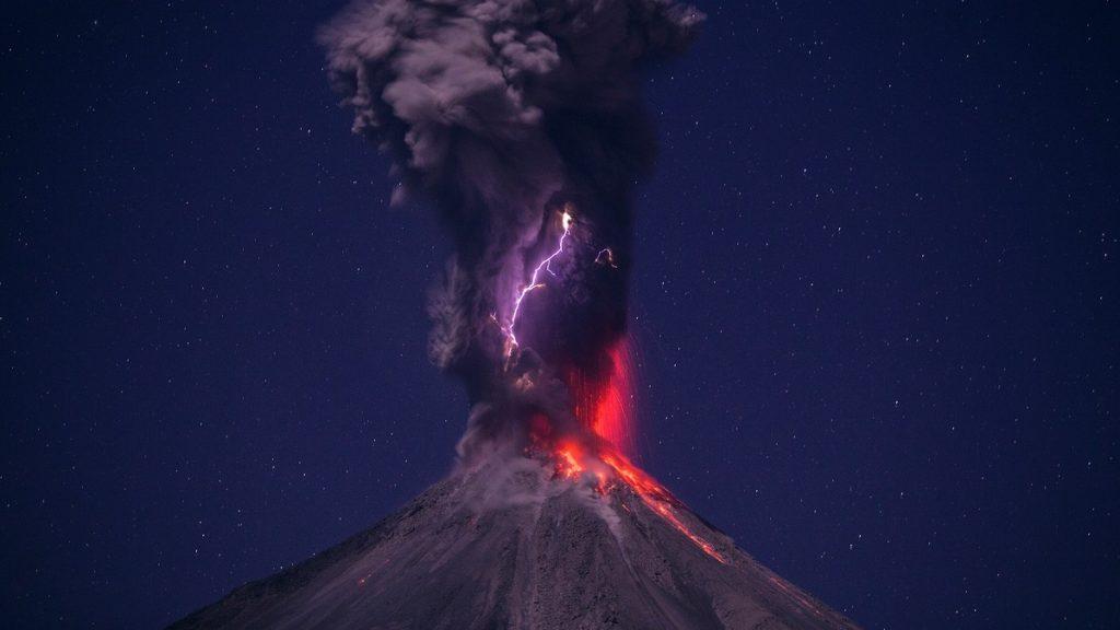 The world's most impressive volcanoes