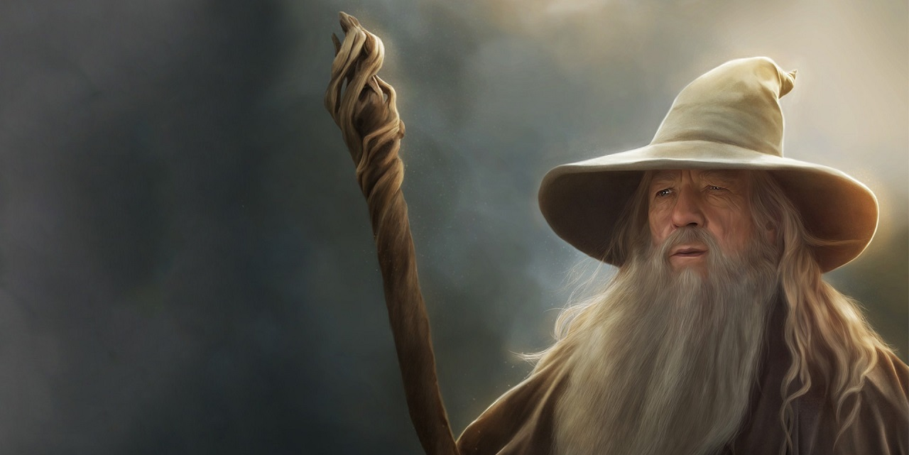 Why do wizards necessarily need a wand in mythology, literature and cinema