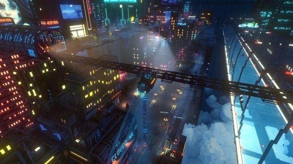 Cloudpunk A cyberpunk game (1)