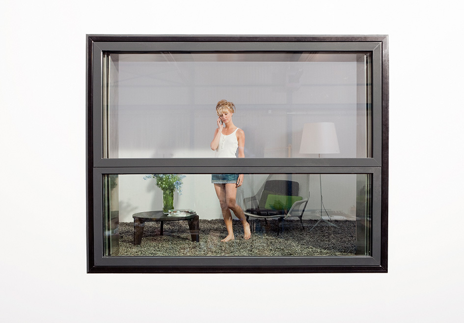Bloomframe Window turning into a balcony
