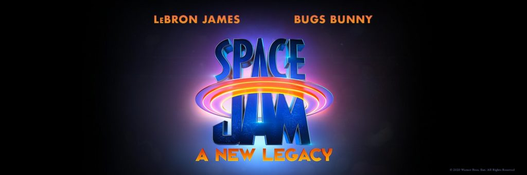 The poster and name of the new Space Jam movie starring LeBron James has been announced (2)