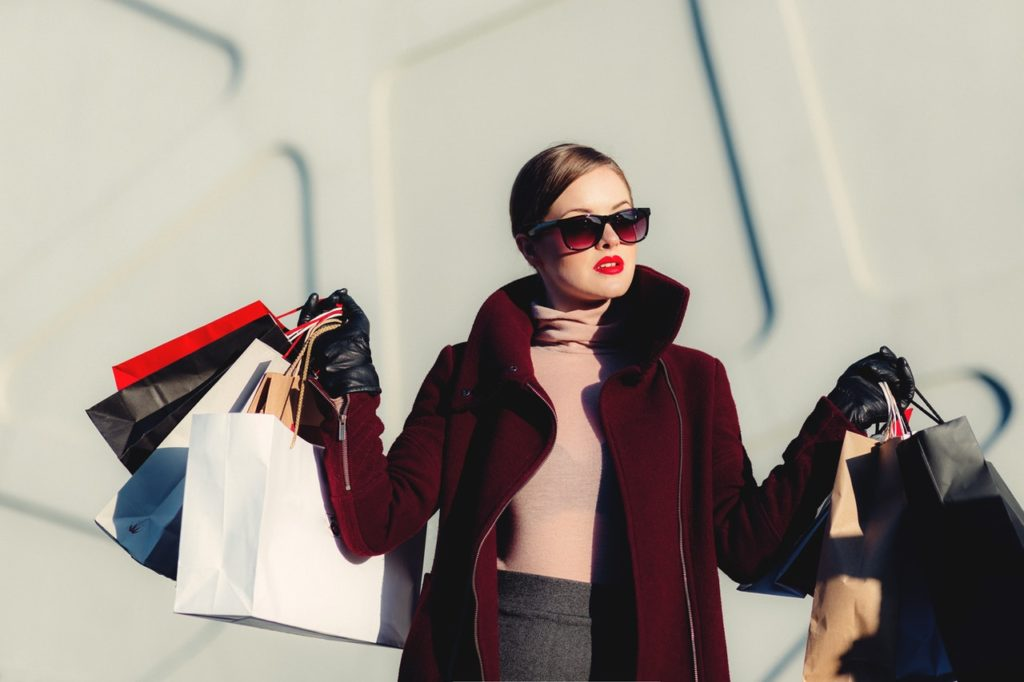 Perception management examples made in the fashion industry against the customer