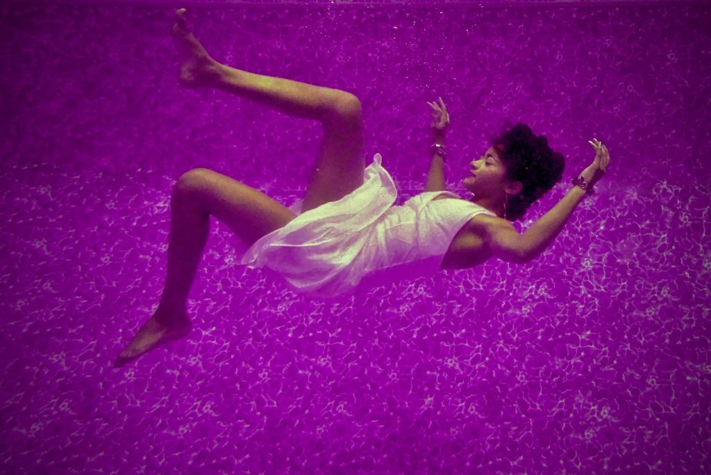 Why do we experience a feeling of falling (hypnic jerk) before falling asleep?