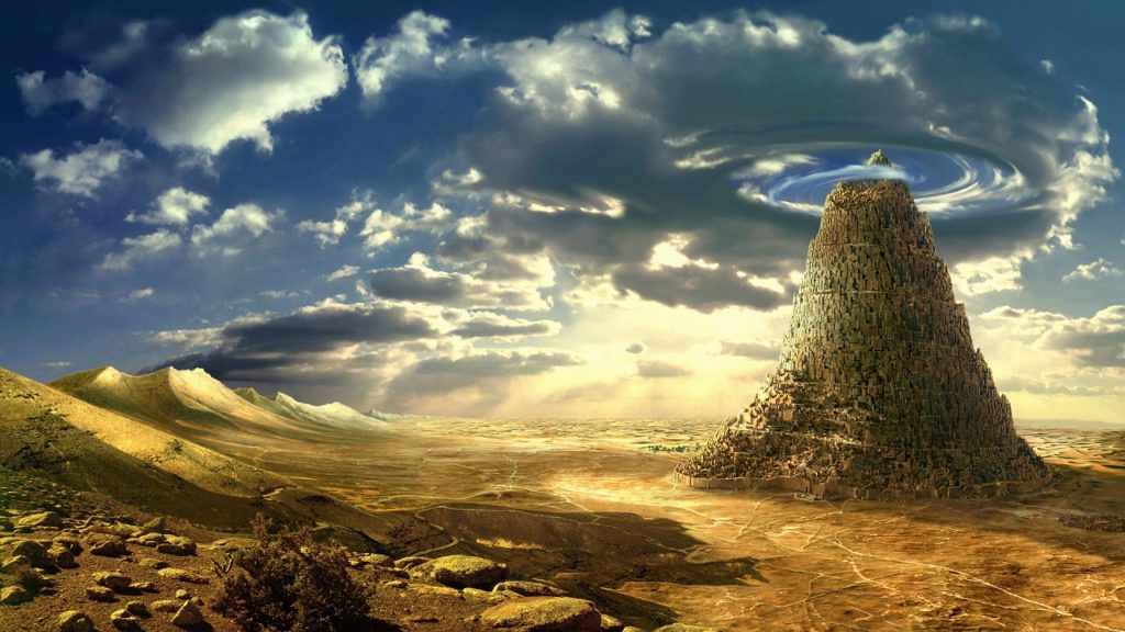 The legendary tower built to reach God: Tower of Babel