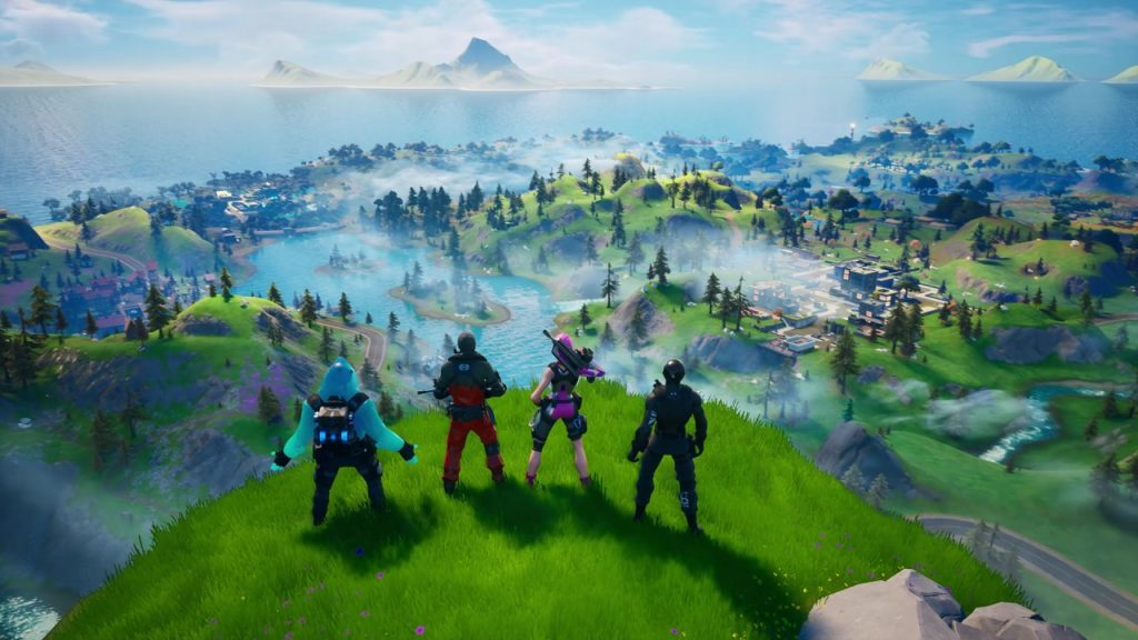 Fortnite app is now on Google Play for Android